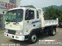 현대 메가트럭 덤프 5톤 SUP  25830982 미리보기2