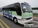 현대 e카운티 버스  롱바디 리무진 15인승  24947537 미리보기2