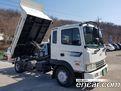 현대 메가트럭 덤프 4.5톤 SUP  24454618 미리보기2