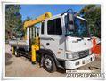 현대 메가트럭 카고크레인 5톤 GOLD  25454529 미리보기2