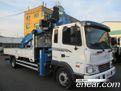 현대 메가트럭 카고크레인 4.5톤 GOLD  25753490 미리보기2