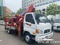 현대 e마이티 활선차(고소작업) 3.5톤 일반캡  26952582 미리보기2