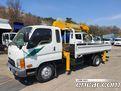 현대 마이티2 카고크레인 2.5톤 슈퍼캡  26662767 미리보기2