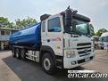 현대 뉴파워트럭 버큠로리 23.5톤 8X4   25380475 미리보기2