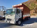 현대 메가트럭 집게차 5톤 GOLD  25890404 미리보기2