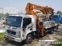 현대 올 뉴 마이티 활선차(고소작업) 3.5톤 슈퍼캡  24704488 미리보기2